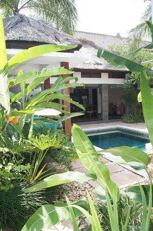 Puri Mas Boutique Resort & Spa: Ocean pool villa