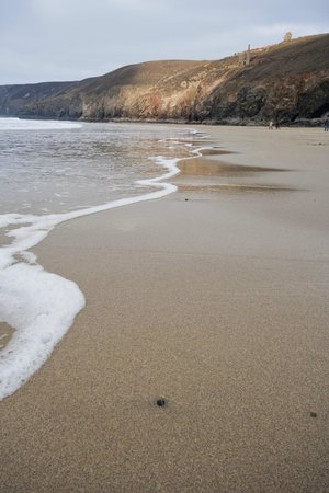 Aggie Arts: Chapel Porth Beach