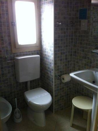 Albergo Fiorentino: bagno1