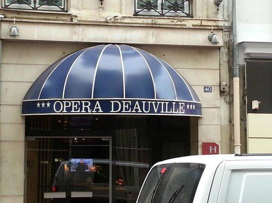 Отель Opera Deauville Hotel