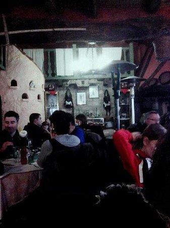 Atapuerca, Spanyolország: Comedor