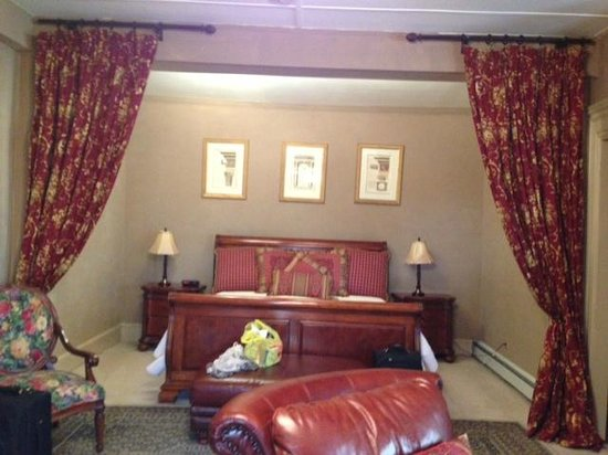 Bayberry Inn of Newport: Anne Hunter Suite