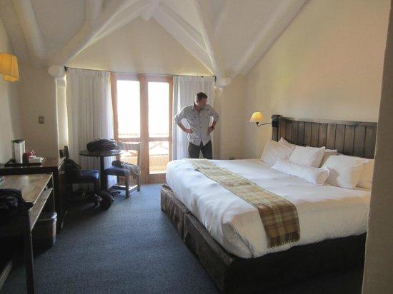 Casa Andina Premium Valle Sagrado Hotel & Villas: room