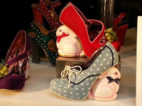 scarpe a londra