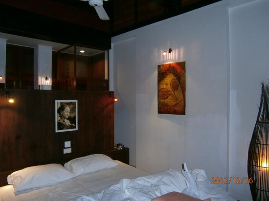 Sanctuary Pakbeng Lodge: the lovely roon