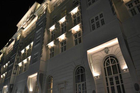 Belmond Copacabana Palace: fachada