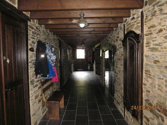 Casa Do Fidalgo: desde la entrada