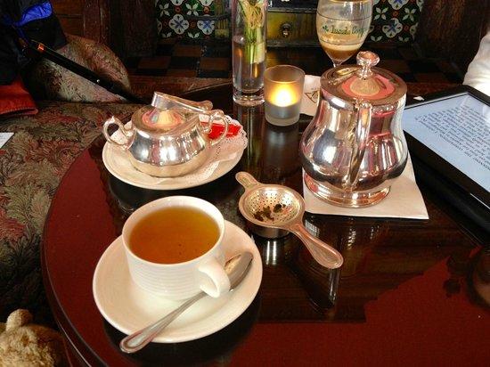 Adare Manor: Tea Time