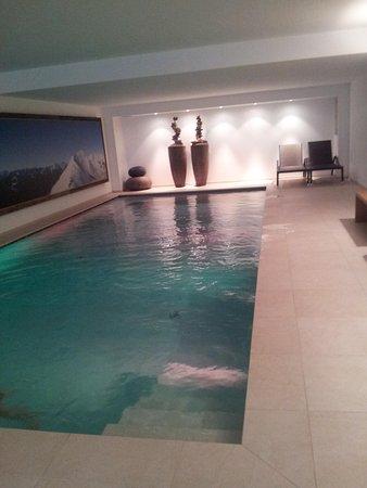 Villa Calluna: piscina