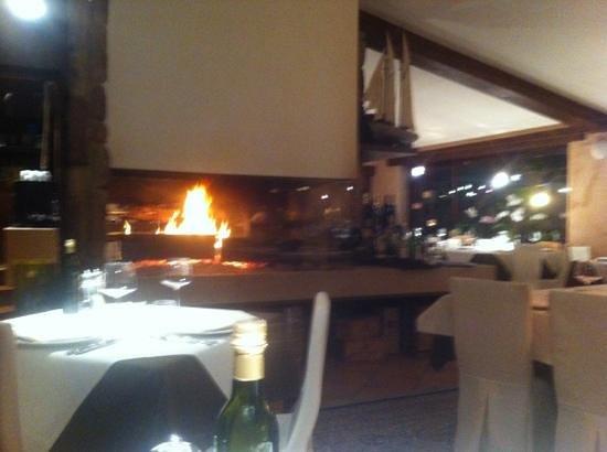 La Cucina del Petrarca: locale bellissimo