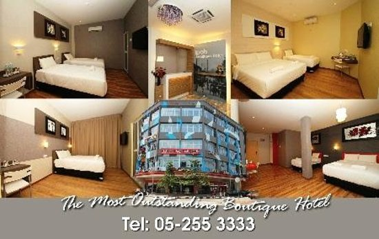 Ipoh Boutique Hotel: The Most Outstanding Boutique Hotel In Ipoh City.