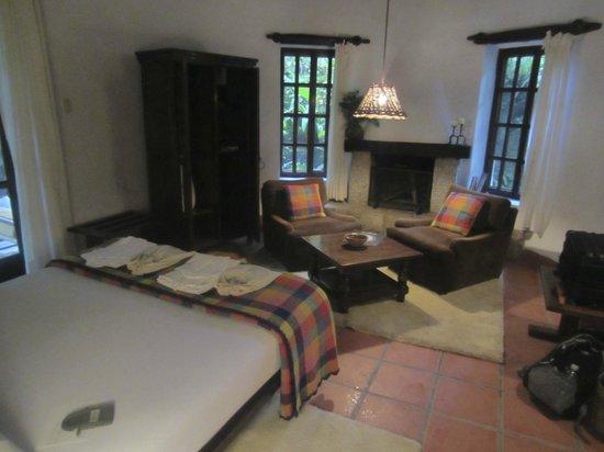 Inkaterra Machu Picchu Pueblo Hotel: suite 18