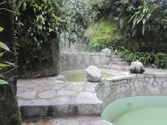 Inkaterra Machu Picchu Pueblo Hotel: spa