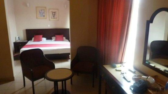 Shalimar Hotel: coin salon