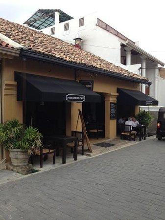 Pedlars Inn : outside