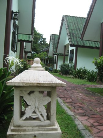 Phi Phi Andaman Beach Resort: Standard twin bungalow