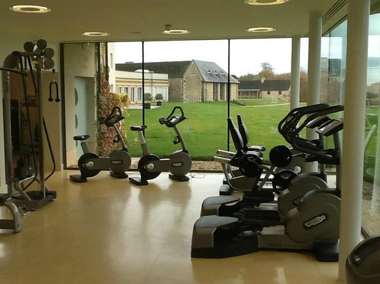 Bowood Hotel, Spa and Golf Resort: gym