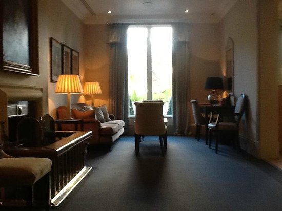Bowood Hotel, Spa and Golf Resort: lounge