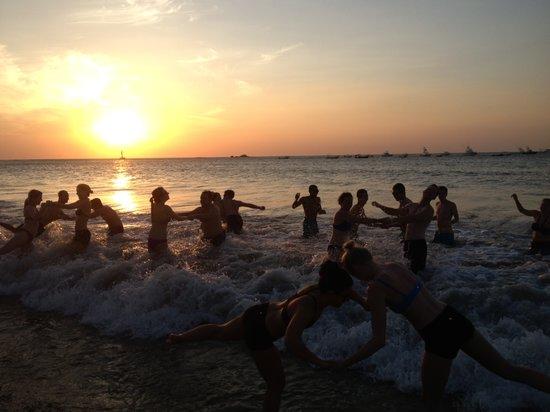 Reflexion Yoga Tamarindo Sunset Beach