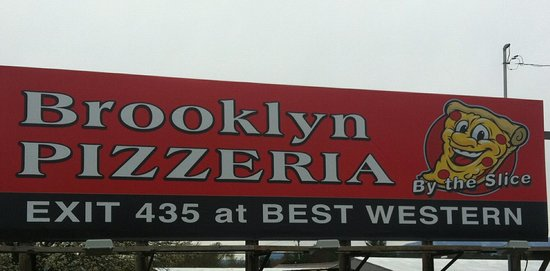 Brooklyn Pizzeria: Our highway guests welcome!!