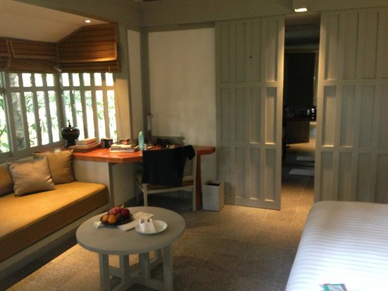The Surin Phuket: The room