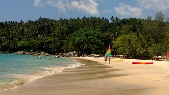 The Surin Phuket: Pansea Beach - paradise