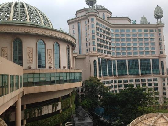 Sunway Resort Hotel & Spa: from a view