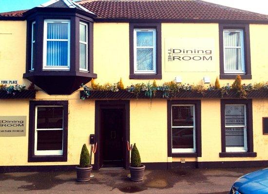 The Dining Room, Kirkcaldy - York Pl - Restaurant Reviews, Phone ...