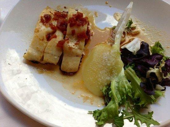 Centro de Granada: Lomo de merluza