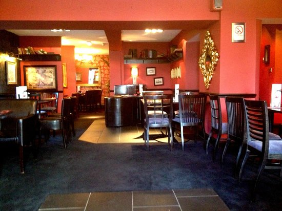 The dining room kirkcaldy york pl restaurant reviews for Dining room kirkcaldy