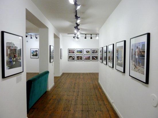 Side Gallery: 1st Floor Gallery Space