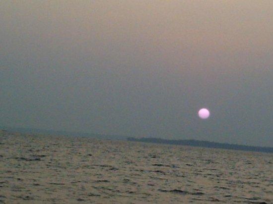 Vivanta by Taj - Kumarakom: el sol
