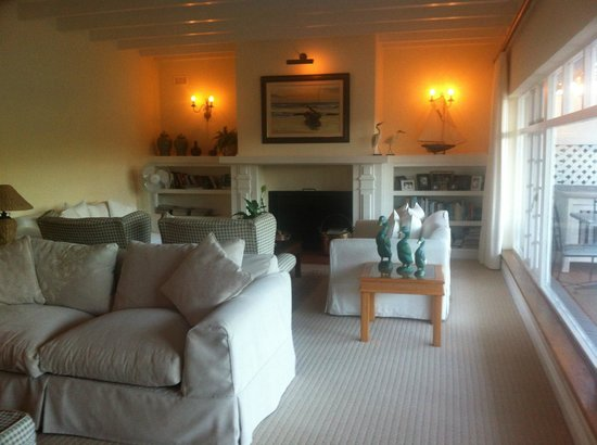 The Knysna Belle: The Sitting Room