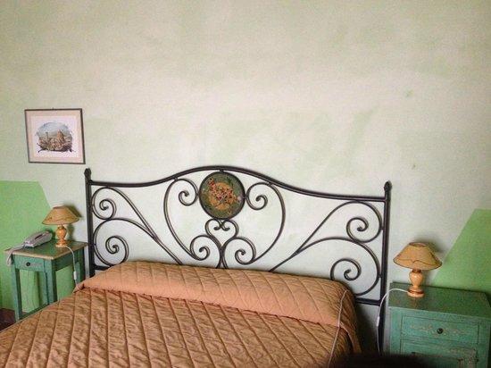 La Solaia: camera