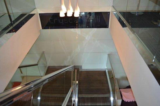 zum chrystal grill restaurant picture of baiyoke sky tower bangkok tripadvisor. Black Bedroom Furniture Sets. Home Design Ideas