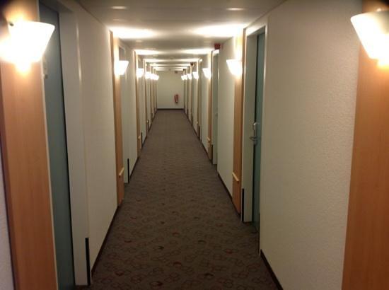 Ibis Münster City: corridoi