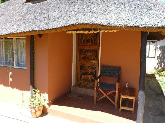 Tabonina Guesthouse: The beautiful chalet at the Tabonina.