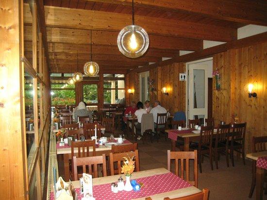 Schlossrestaurant Neuschwanstein: Breakfast room
