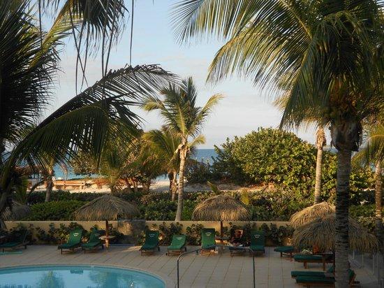 Alamanda Resort: View from our deck