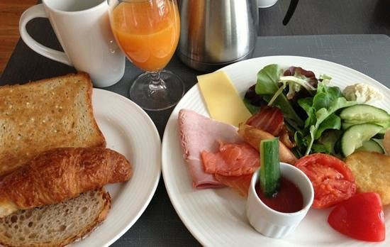 Hilton Paris La Defense: 朝食