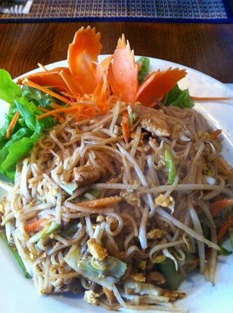 Thai Elephant: business lunch