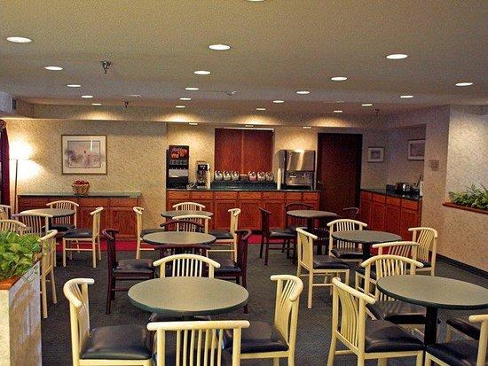 Days Inn St. Charles: Dining Area