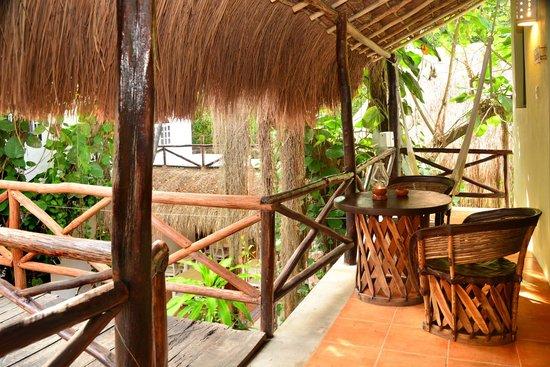 Club Yebo: La Doña Terrace