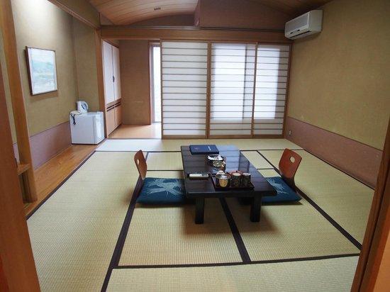 Gora Ichinoyu: Open bath room 4