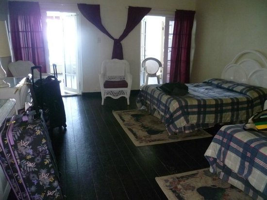 Silver Seas Resort Hotel: Camas