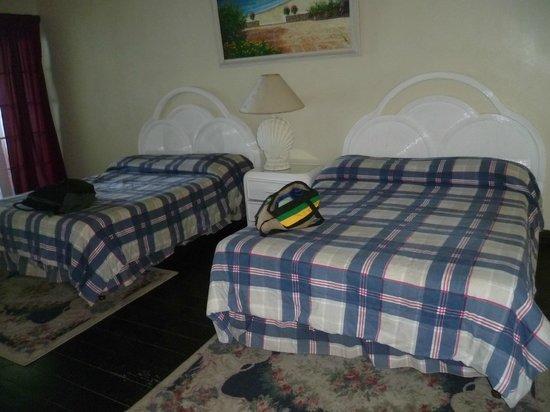 Silver Seas Resort Hotel: Habitación