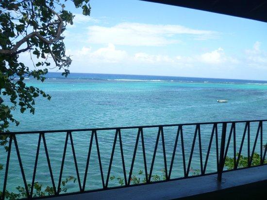 Silver Seas Resort Hotel: Balcón de la habitación