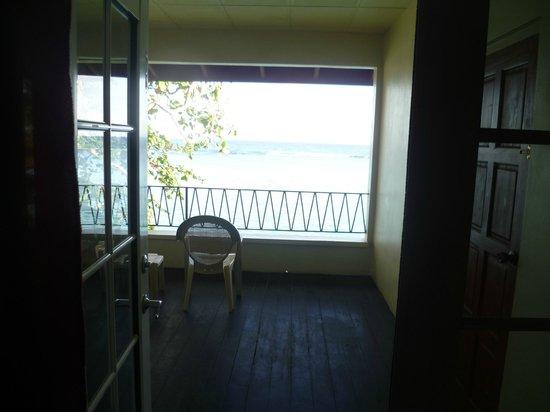 Silver Seas Resort Hotel: Balcón