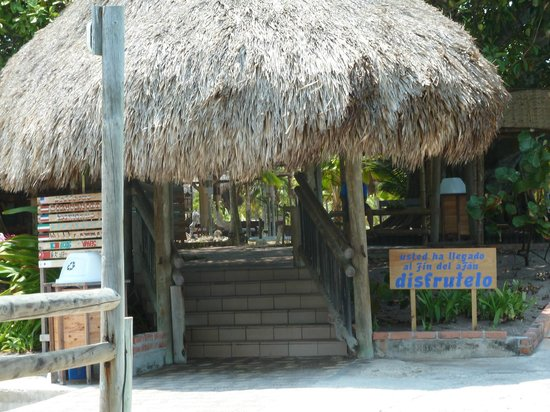 Punta Faro: Hotel