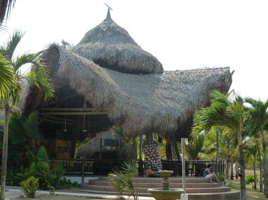 Punta Faro: desayunador
